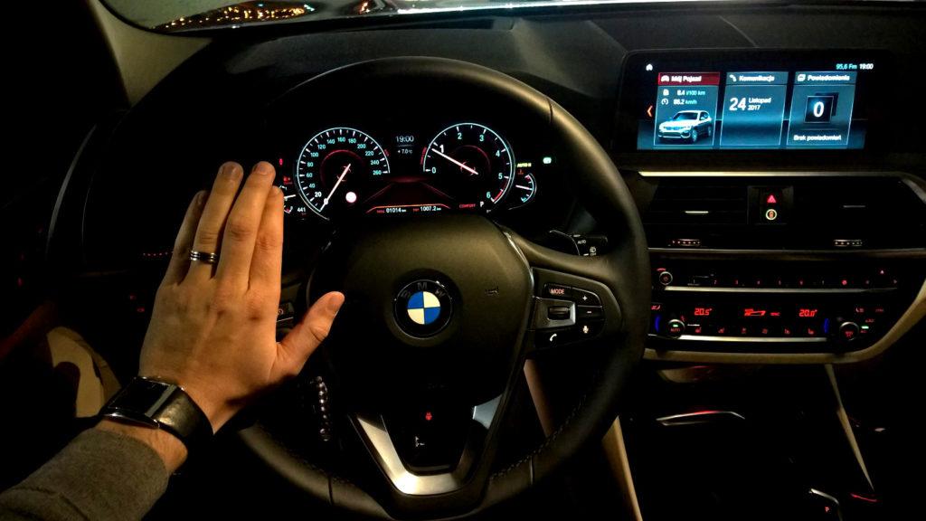 BMW X3 Koneser Motoryzacji