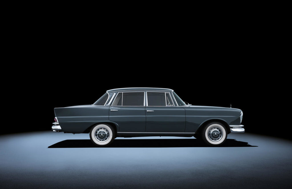 Mercedes-Benz 220 / 300 SE W111 long (1959 - 1965).