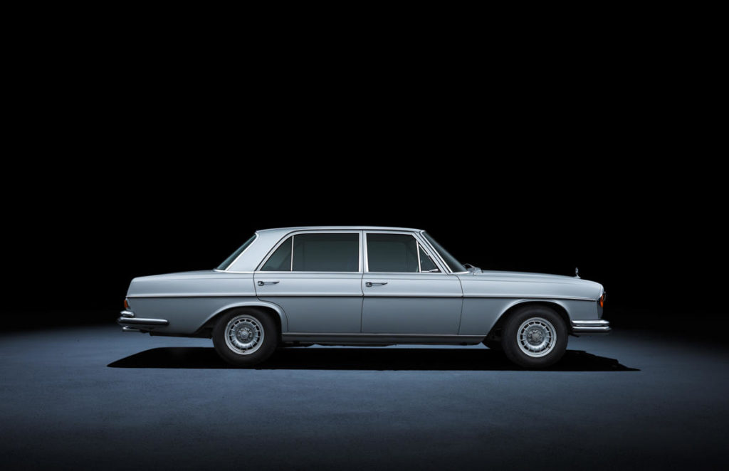 Mercedes-Benz 250 S to 300 SEL 6.3 W108/W109 (1965 - 1972).
