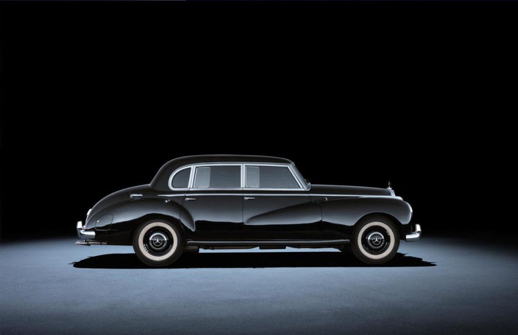 Mercedes-Benz 300 W186 / W189 (1951 - 1962).