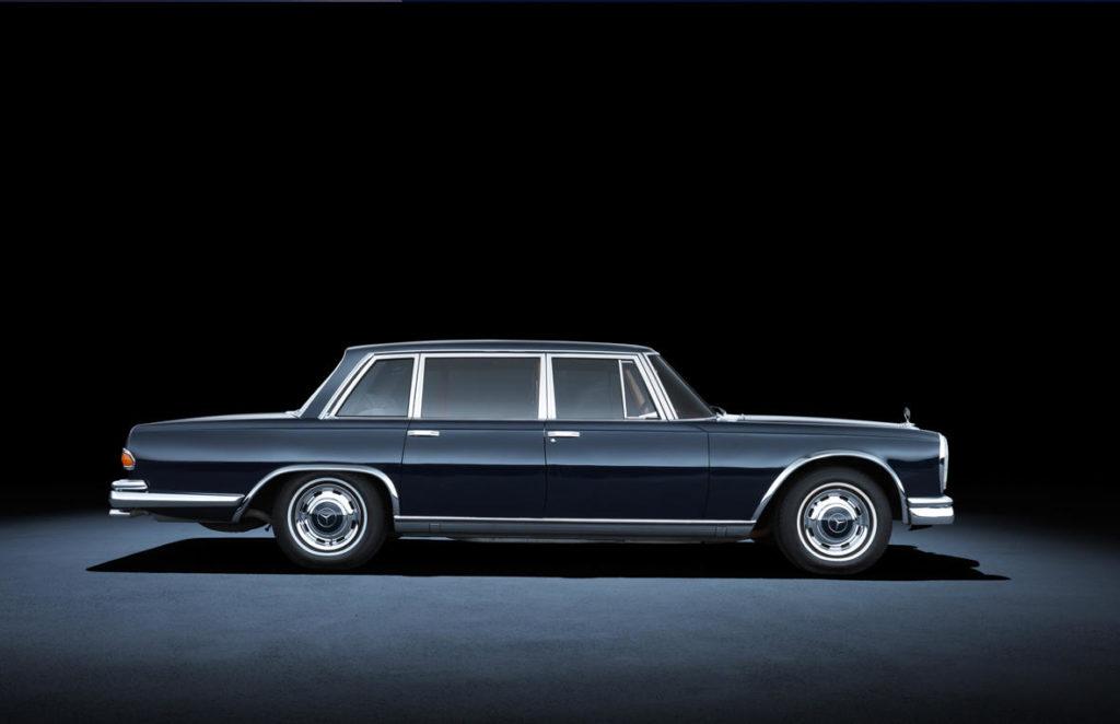 Mercedes-Benz 600 W100 (1963 - 1981).