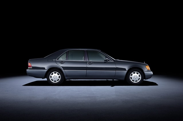 Mercedes-Benz Klasy S W140 (1991–1998).
