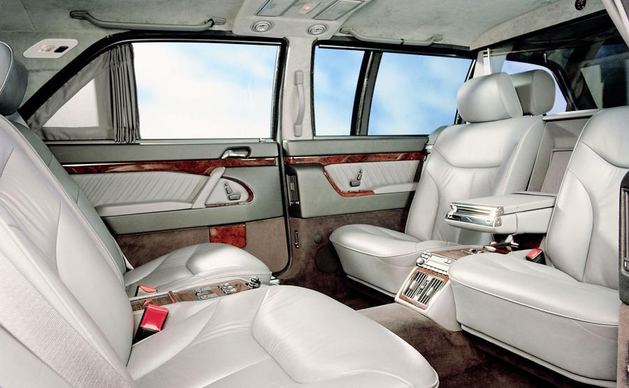 Mercedes-Benz-S-Class-140 Pullman