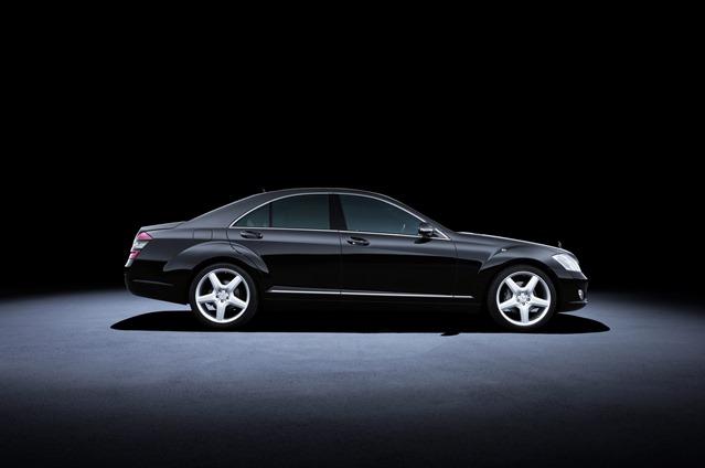Mercedes-Benz Klasy S W221 (2005-2013).