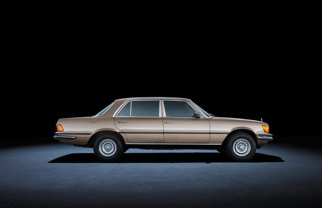 Mercedes-Benz Klasy S W116 (1972 - 1980).