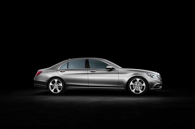 Mercedes-Benz Klasy S W222 (2013-nadal).