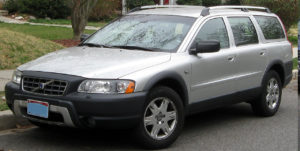 Volvo XC70 II Cross Country (2000–2007)