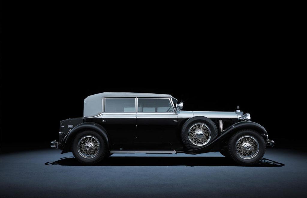 "Mercedes-Benz 770 ""Grand Mercedes"" W07 (1930 – 1938)"