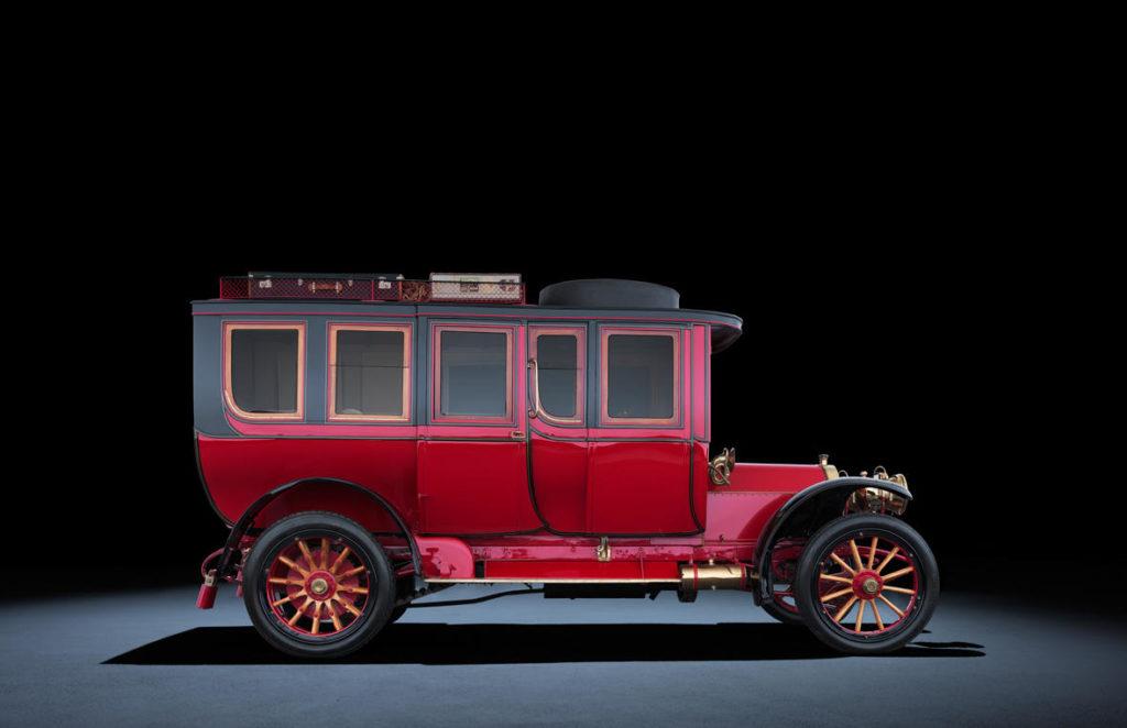Mercedes Simplex 60 hp (1903 - 1905)