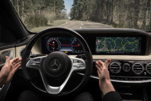 Mercedes-AMG S63 4matic+ Koneser Motoryzacji
