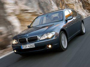 BMW Serii 7 (E65 2005-2008)