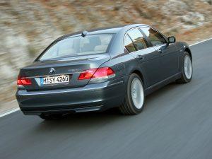 BMW E65 (2005-2008)