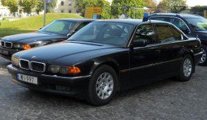 BMW E38 BOR