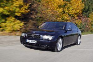 BMW E65 (2001-2008)