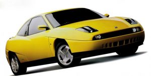 Fiat Coupe Koneser Motoryzacji