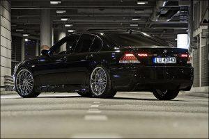 BMW Serii 7 (E65 2001-2005)