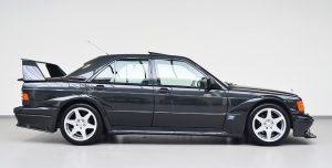 W201 190E 2.5-16 Evolution (1989)