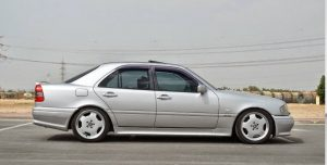 W202 C55AMG (1993-2001)