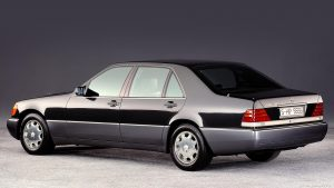 Mercedes Klasy S (W140 - 1991-1998)