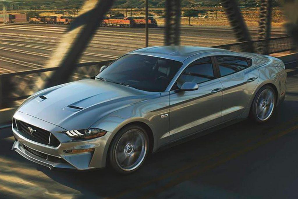 Ford Mustang 4 door