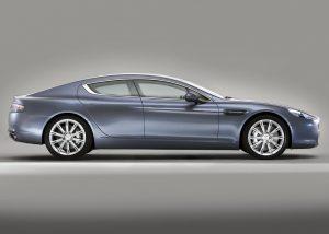 Aston Martin Rapide 2010 - obecnie