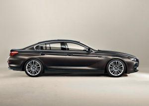 BMW Serii 6 Gran Coupe 2011 - 2018