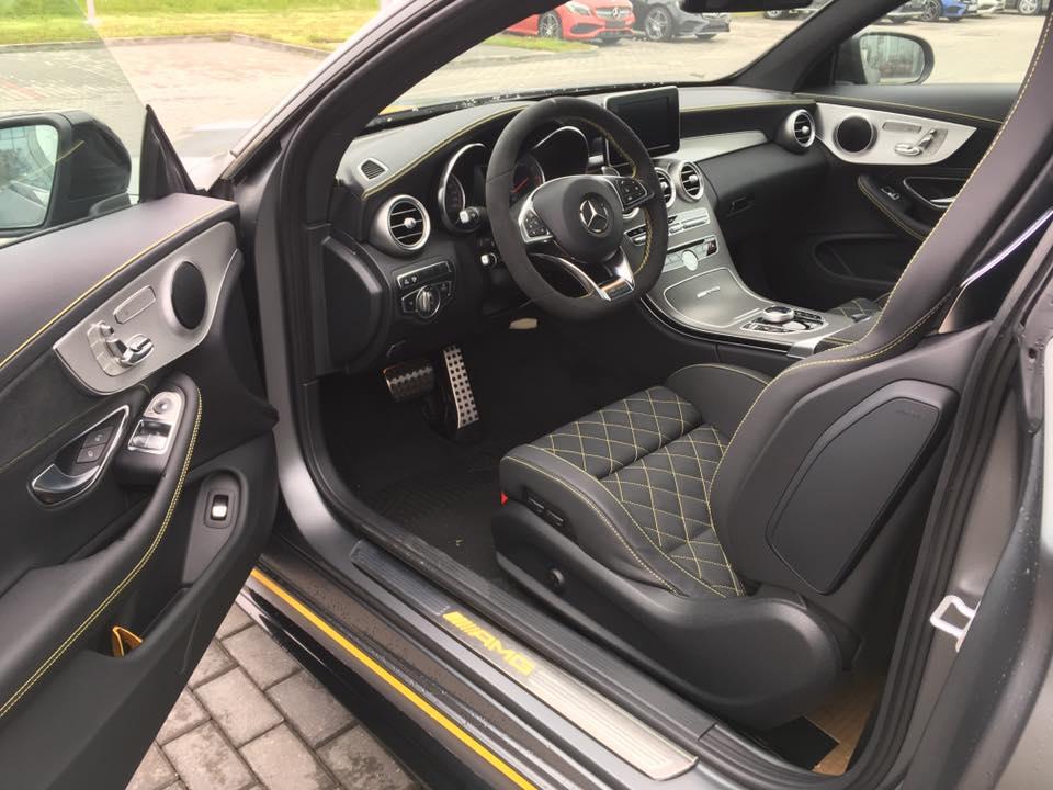 C63s AMG Coupé Edition 1 Koneser Motoryzacji